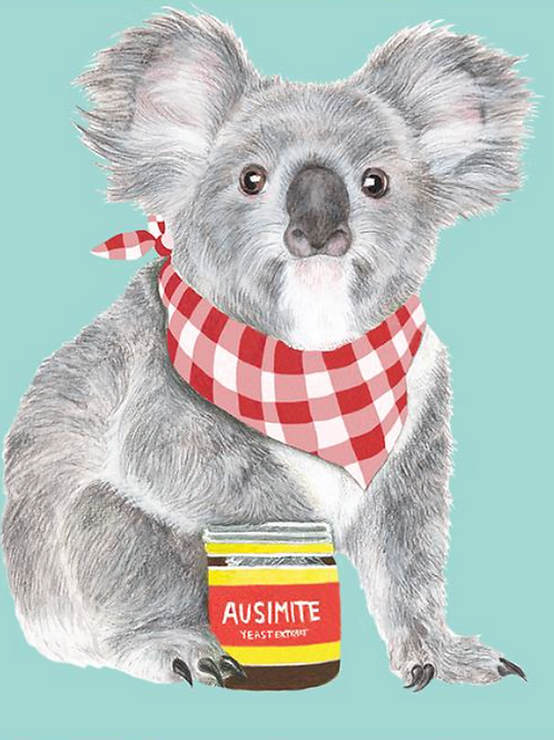 One of our most popular Koala Cards