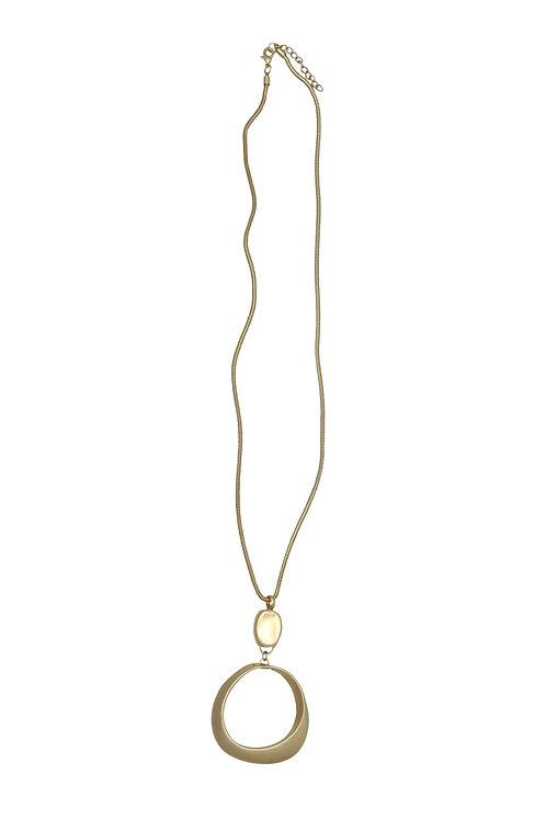 ap3n-g-farrah necklace-gold
