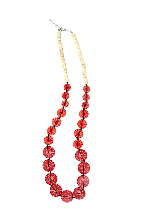 n62452-o-dolores necklace-red