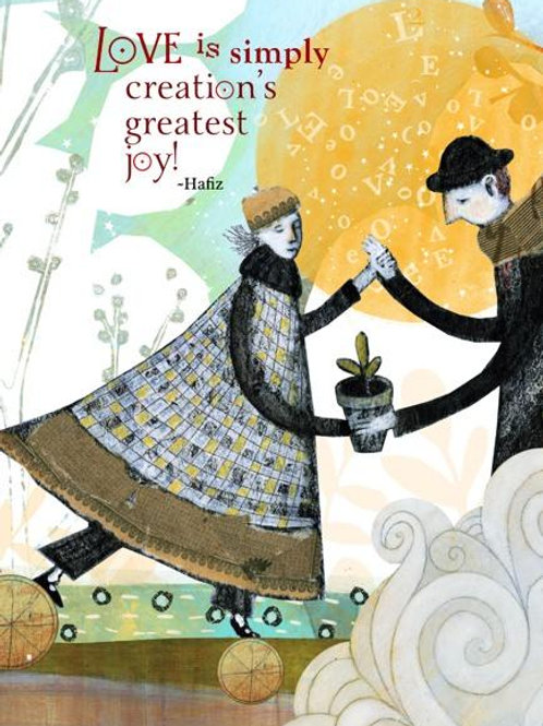 The Wonder 'Bee'-Card-Greatest Joy