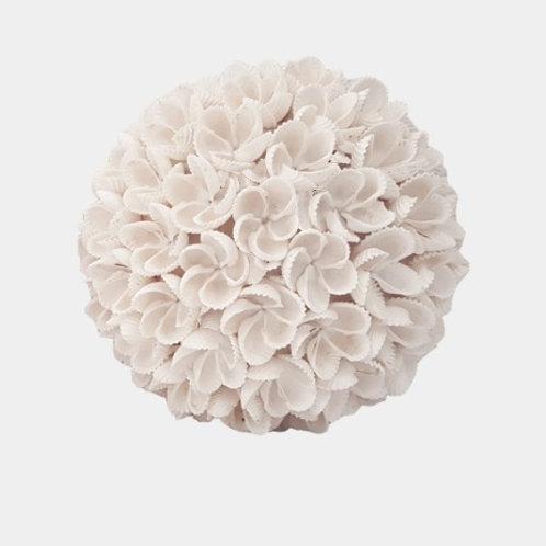 Frangipani Shell Ball