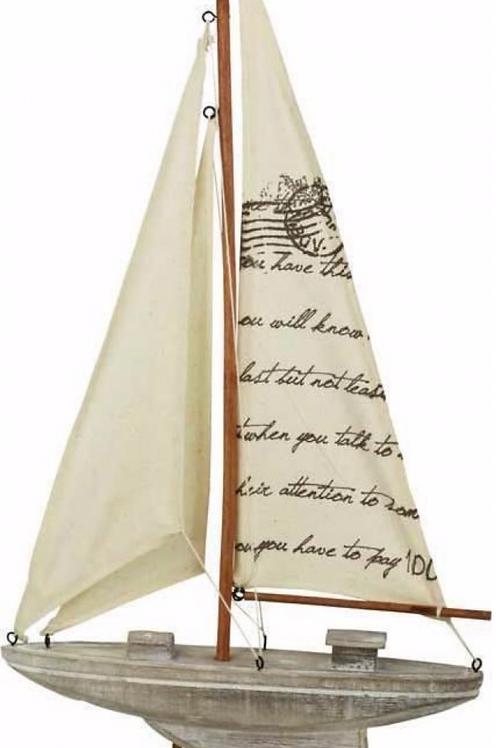 Script-sail Yacht