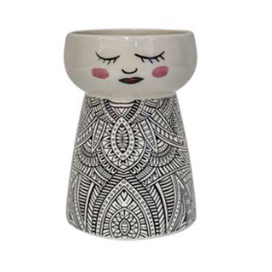 She' Planter'Vase