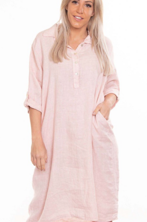 Noemi Shirt Dress