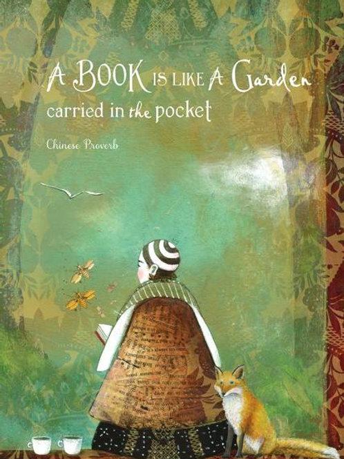 The Wonder 'Bee'-Card-A Book