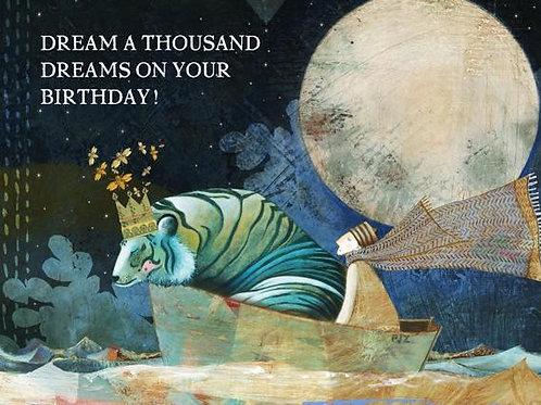 The Wonder 'Bee'-Card-A Thousand Dreams