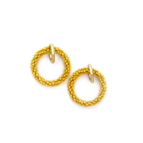 19060132mus-earring-mustard