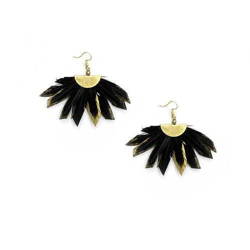 gr14bk-earring-black