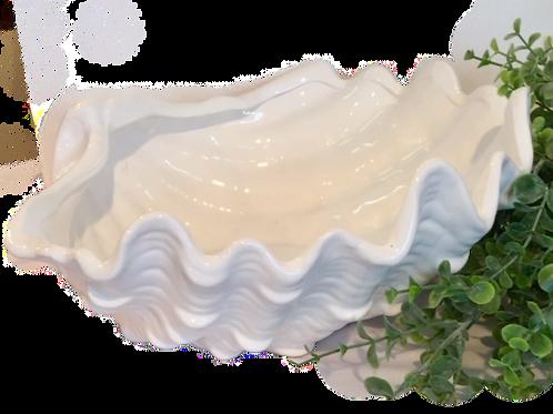 Ceramic Clam Shell