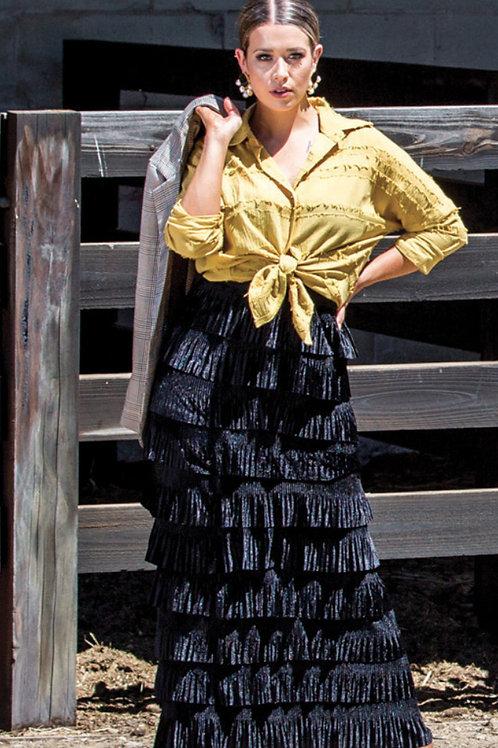 Celeste Ruffle Skirt