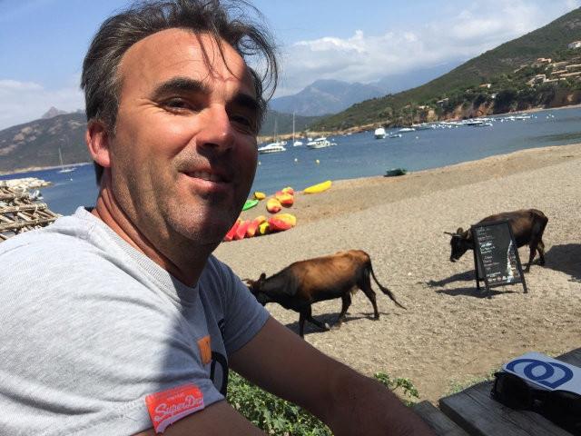 beef a la plage