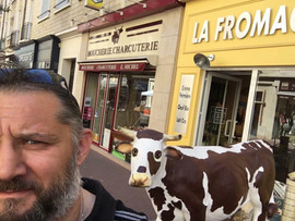 Beef au fromage