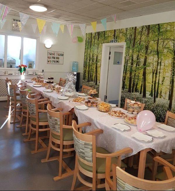 Dining room celebrations