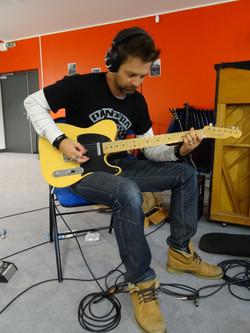 Prises guitare