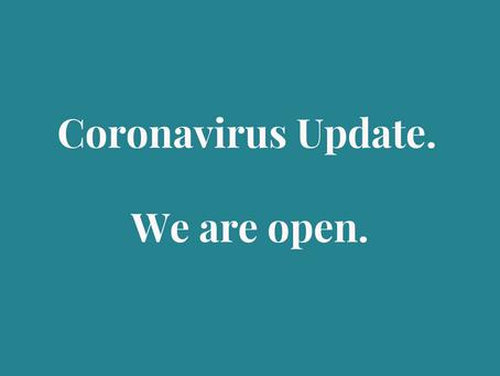 Coronavirus Update - 18th May 2020.