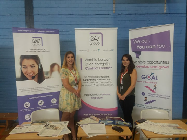 Poole High School Careers Day