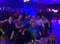 Tyre team night out