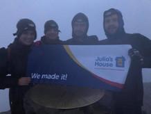 Mount Snowdon sunrise climb