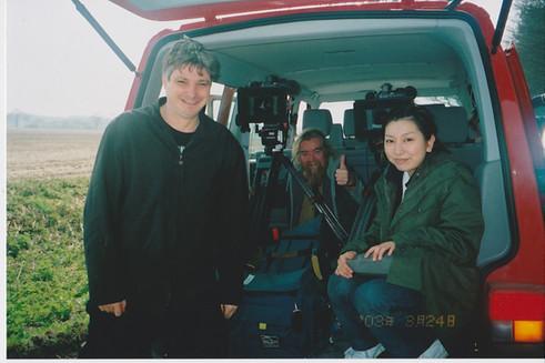 Paulo, Roger & Chihiro