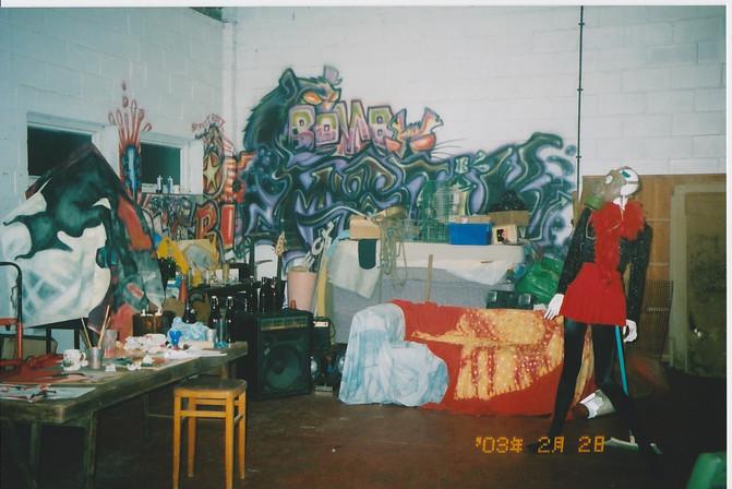 Garage Graffiti