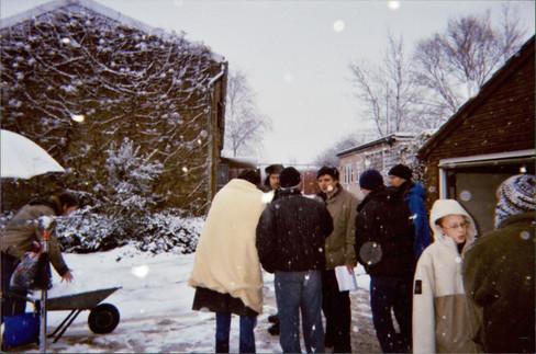 Snowy film days