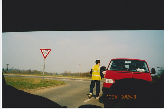 Camera wagon