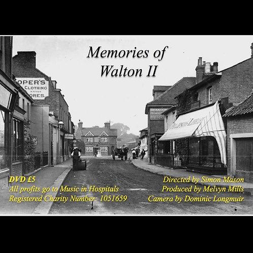 Memories of Walton DVD