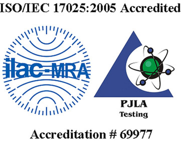 Lab gets ISO 17025 Accreditation