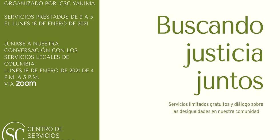 Buscando Justicia Juntos