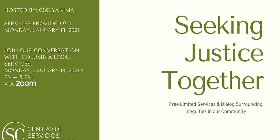 Seeking Justice Together