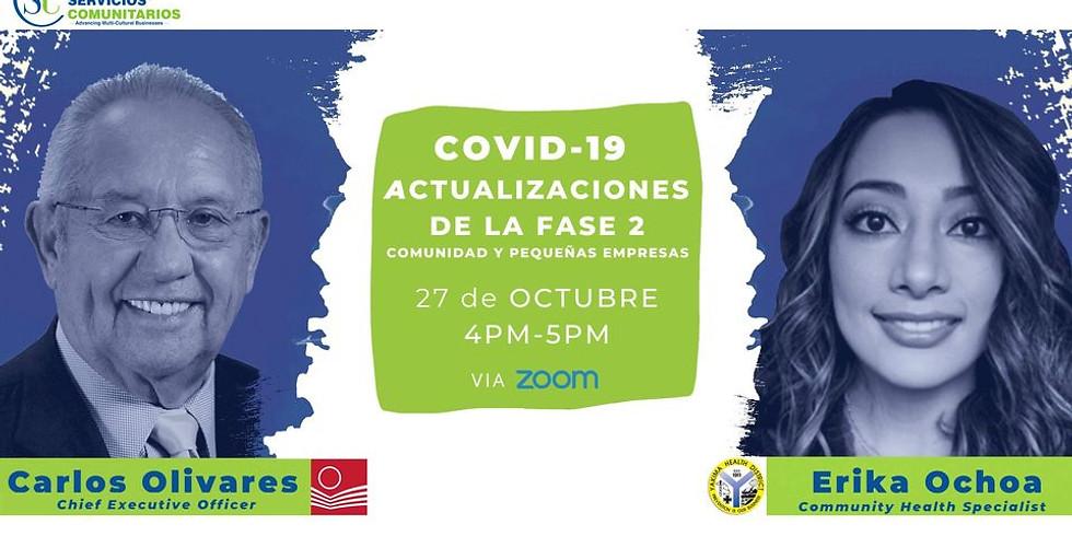 COVID-19 Fase 2