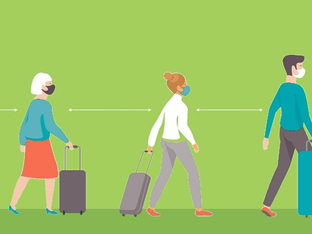 Travel Safely During the COVID-19 Pandemic with these Tips