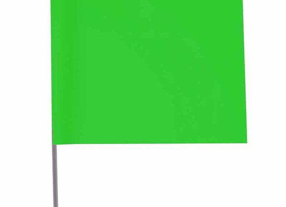 Survey Flags - Green