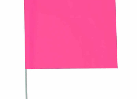 Survey Flags - Pink