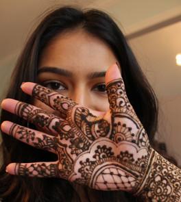 Creative: Anisa and Akhila