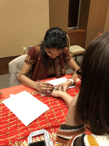 Ladies Night: Akhila Applying