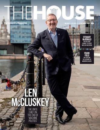 Len Mcluskey