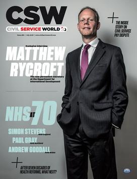 Matthew Rycroft
