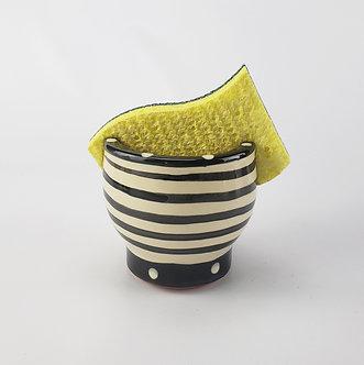 Spiral Sponge dish