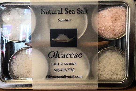 Natural Sea Salt Sampler