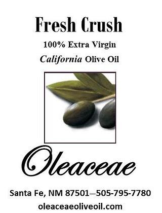 Sample Habanero Olive Oil