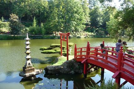 Maulevrier_Japenese Gardens