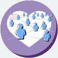 Broad Network Support Lending Hearts You