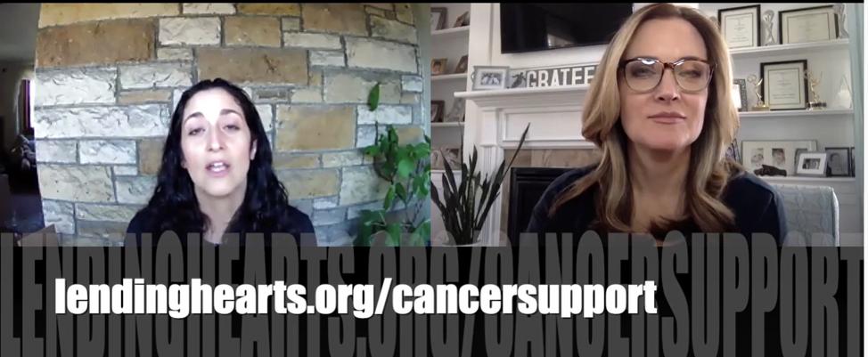 Emmy award winning journalist, Susan Koeppen, interviews Lending Hearts Exec. Dir., Vasso Paliouras