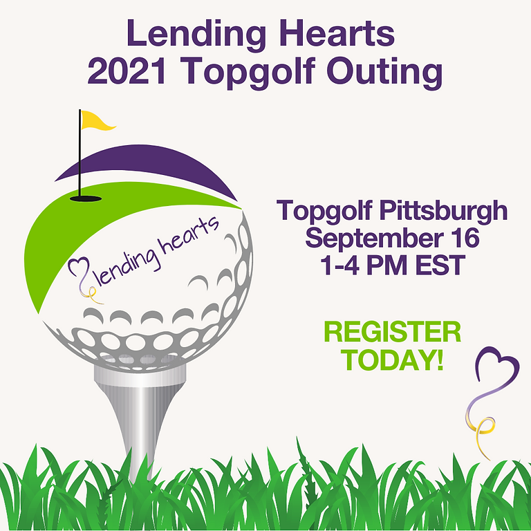 Lending Hearts Topgolf Outing presented by UPMC Hillman Cancer Center