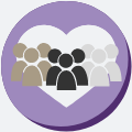 Community of Support Lending Hearts Youn