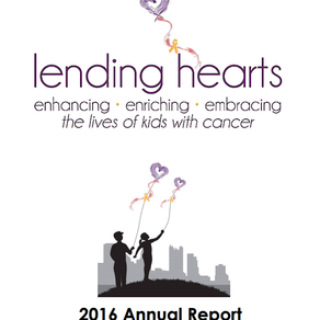 2016 Lending Hearts Annual Report