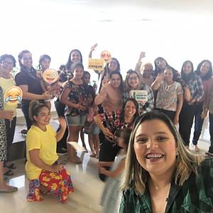 Mulheres de Joelhos 2019