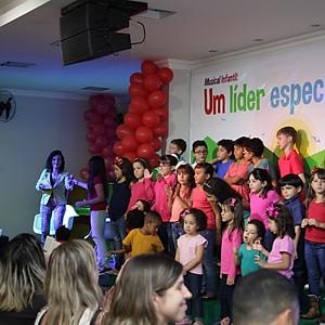 """Musical Infantil - """"Um Líder Especial"""""""