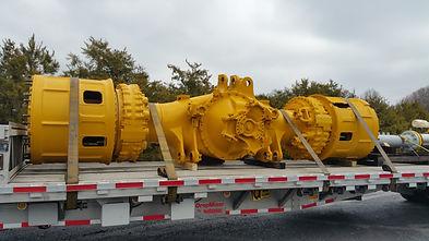 rear axle assembly for Komastsu HD1500 a